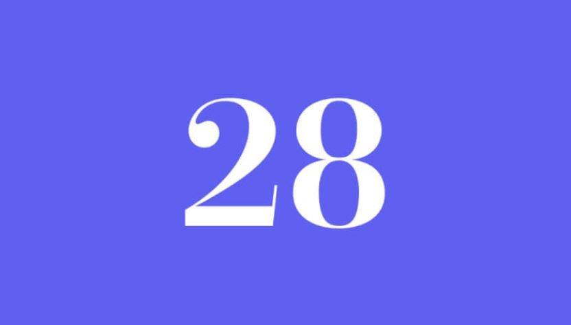 Engelszahl 28: Symbole und ihre Bedeutung
