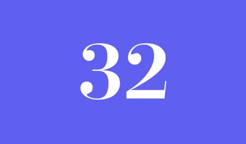 Engelszahl 32: Symbole und ihre Bedeutung