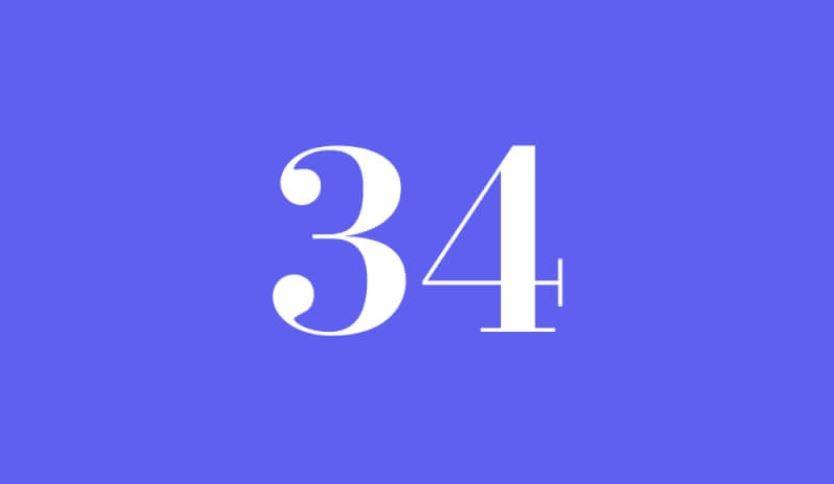 Engelszahl 34: Symbole und ihre Bedeutung
