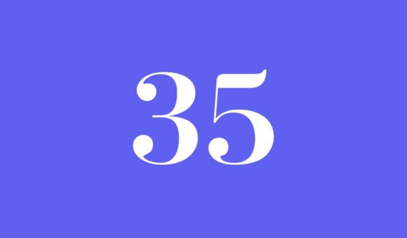 Engelszahl 35: Symbole und ihre Bedeutung