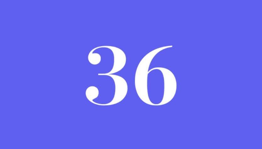 Engelszahl 36: Symbole und ihre Bedeutung