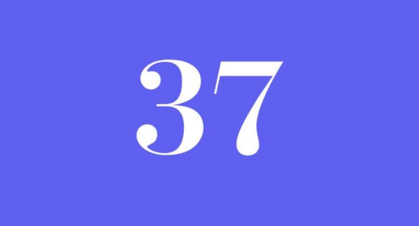 Engelszahl 37