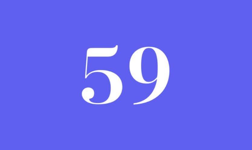 Engelszahl 59
