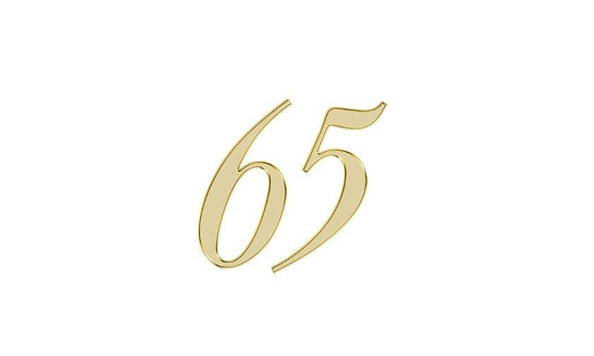 Engelszahl 65