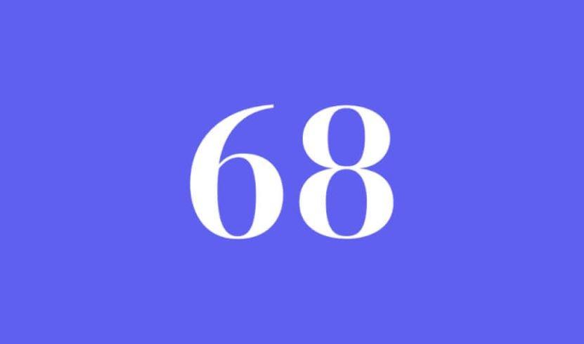 Engelszahl 68