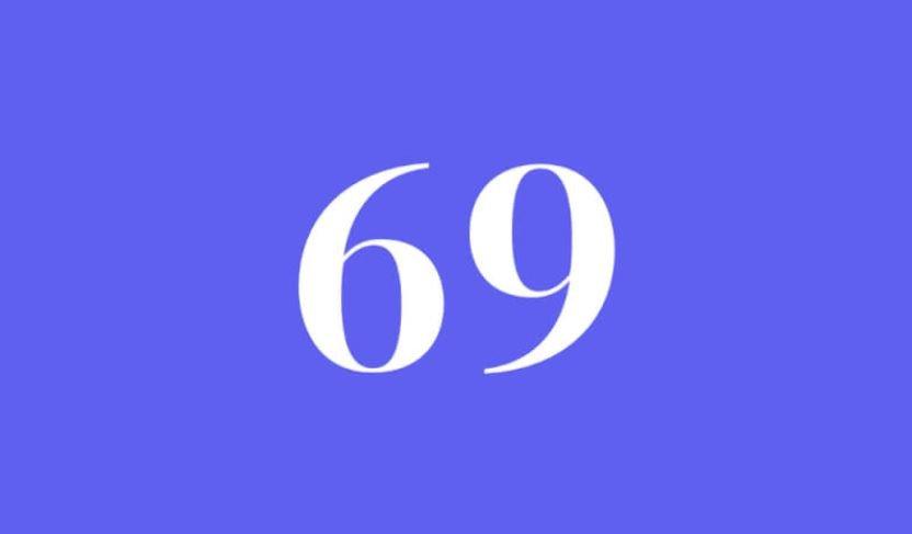 Engelszahl 69
