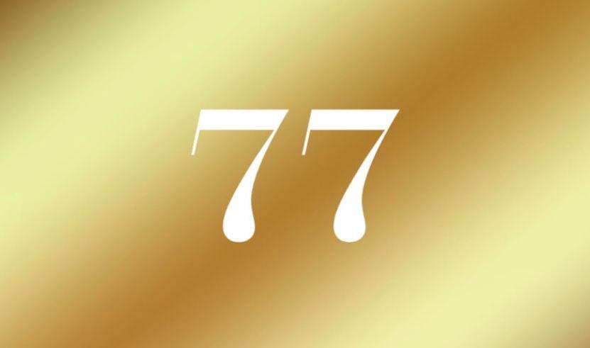 Engelszahl 77