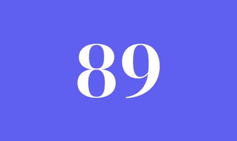 Engelszahl 89