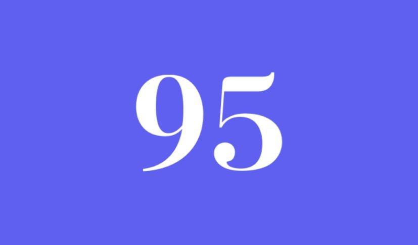 Engelszahl 95