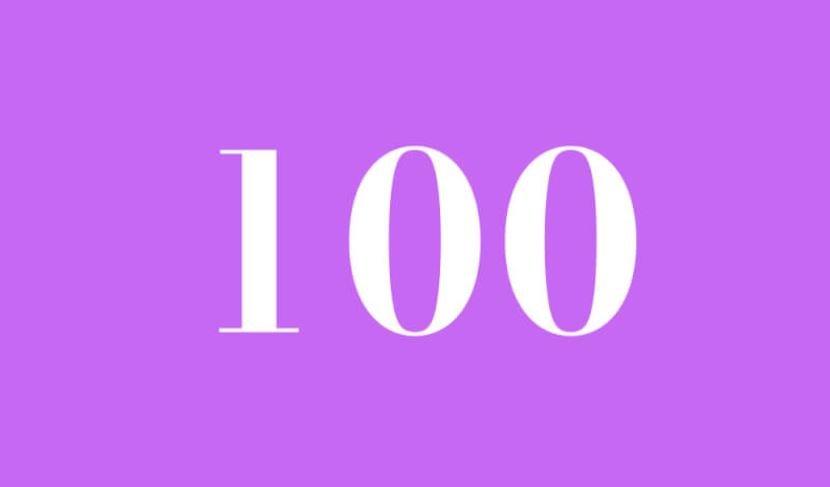 Engelszahl 100