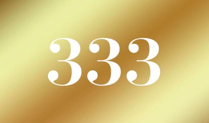 Engelszahl 333