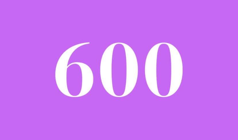 Engelszahl 600: Symbole und ihre Bedeutung