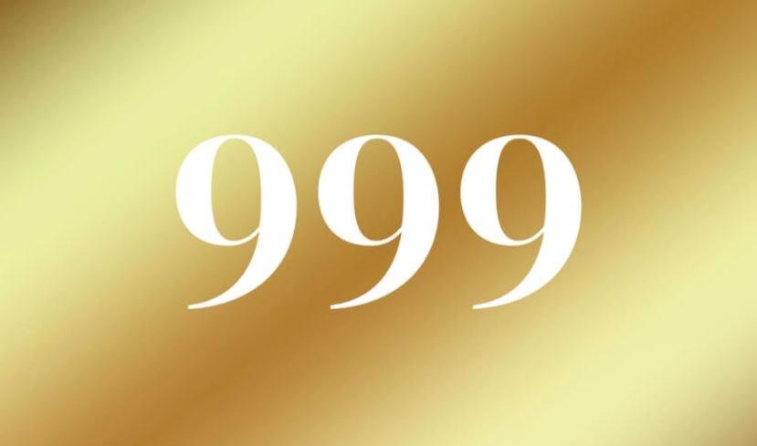 Engelszahl 999