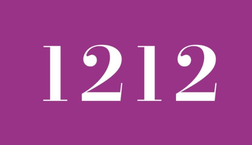 Engelszahl 1212: Symbole und ihre Bedeutung