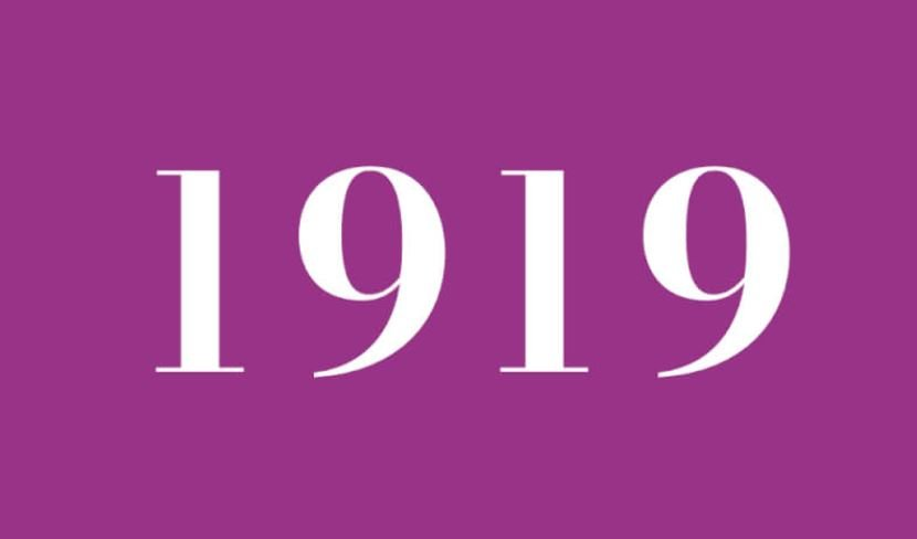 Engelszahl 1919: Symbole und ihre Bedeutung