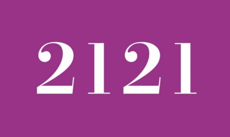 Engelszahl 2121: Symbole und ihre Bedeutung