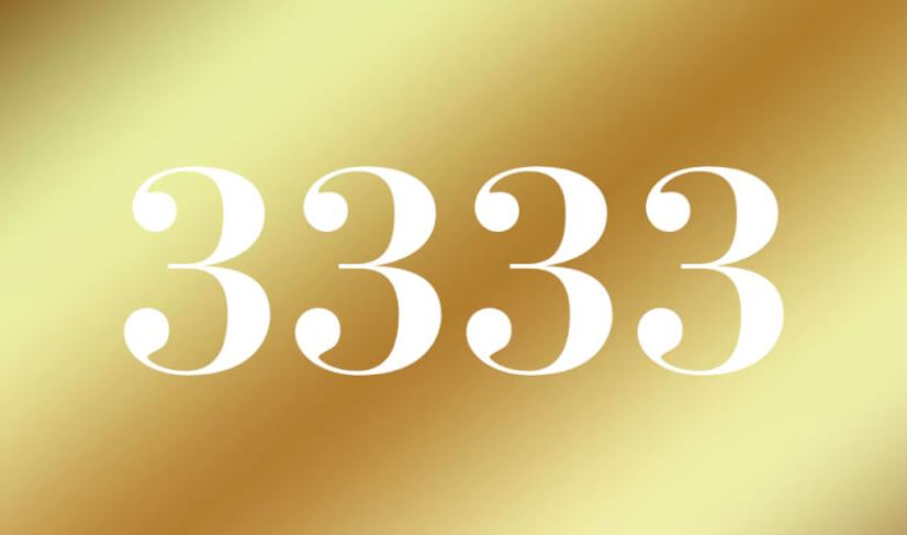 Engelszahl 3333