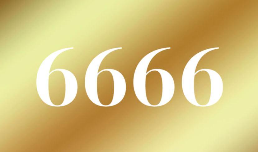 Engelszahl 6666
