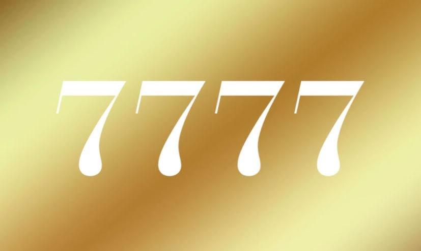 Engelszahl 7777