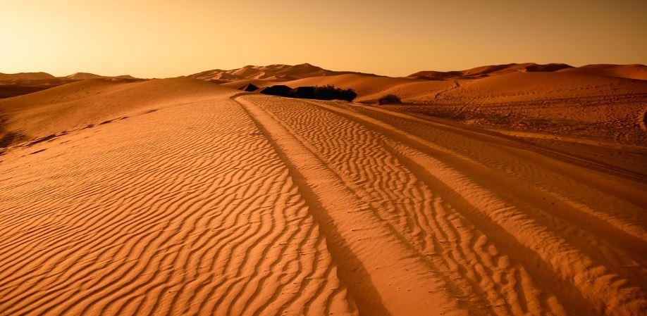 Traumdeutung sand