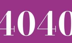 Die Bedeutung der Zahl 4040: Numerologie und Zahlenmystik