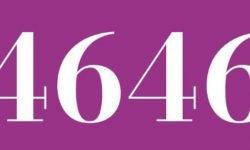 Die Bedeutung der Zahl 4646: Numerologie und Zahlenmystik