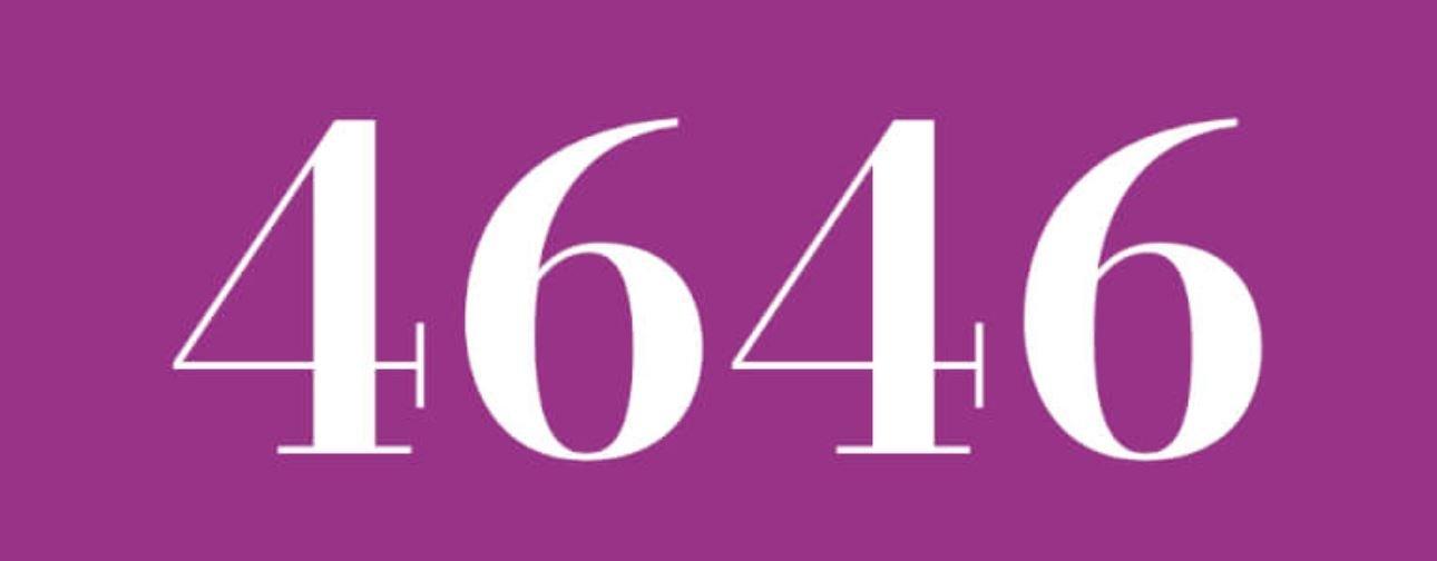 Zahl 4646