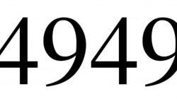 Die Bedeutung der Zahl 4949: Numerologie und Zahlenmystik