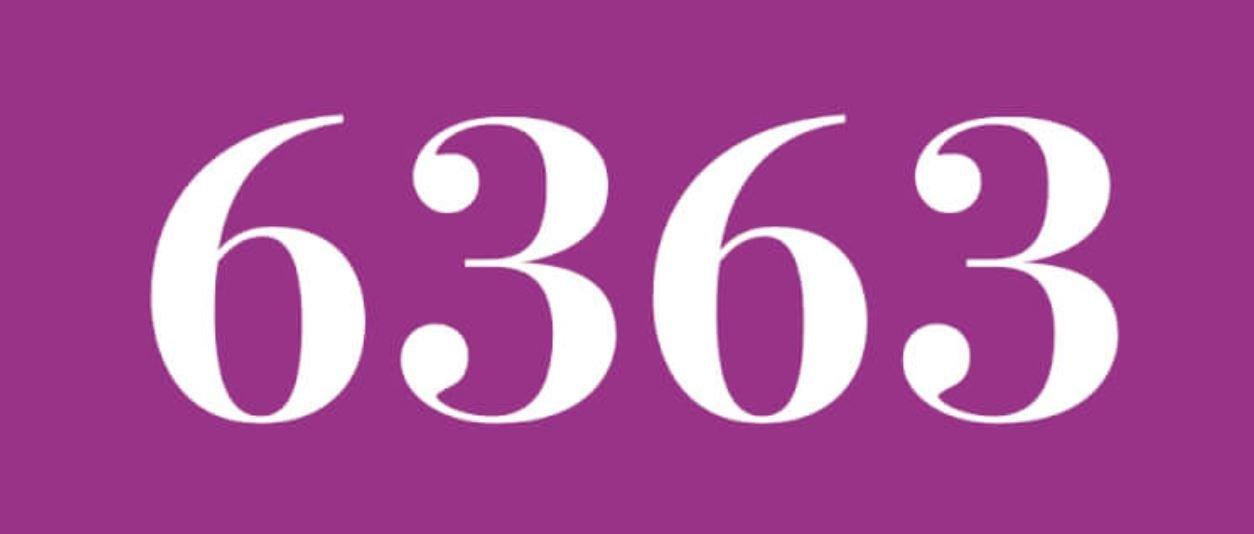 Zahl 6363