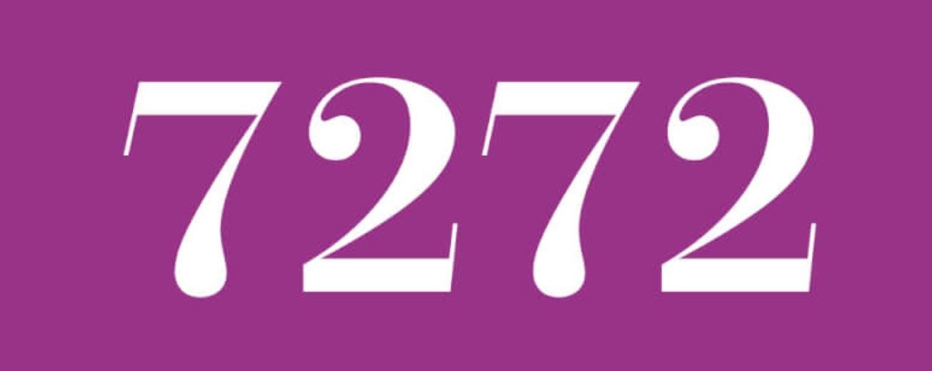 Zahl 7272