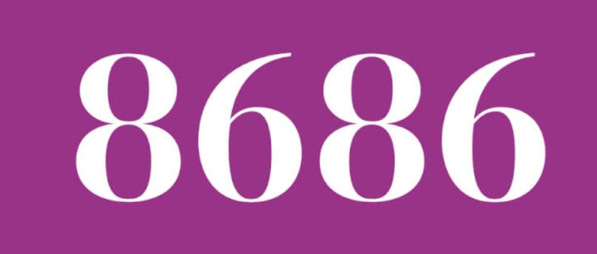 Zahl 8686