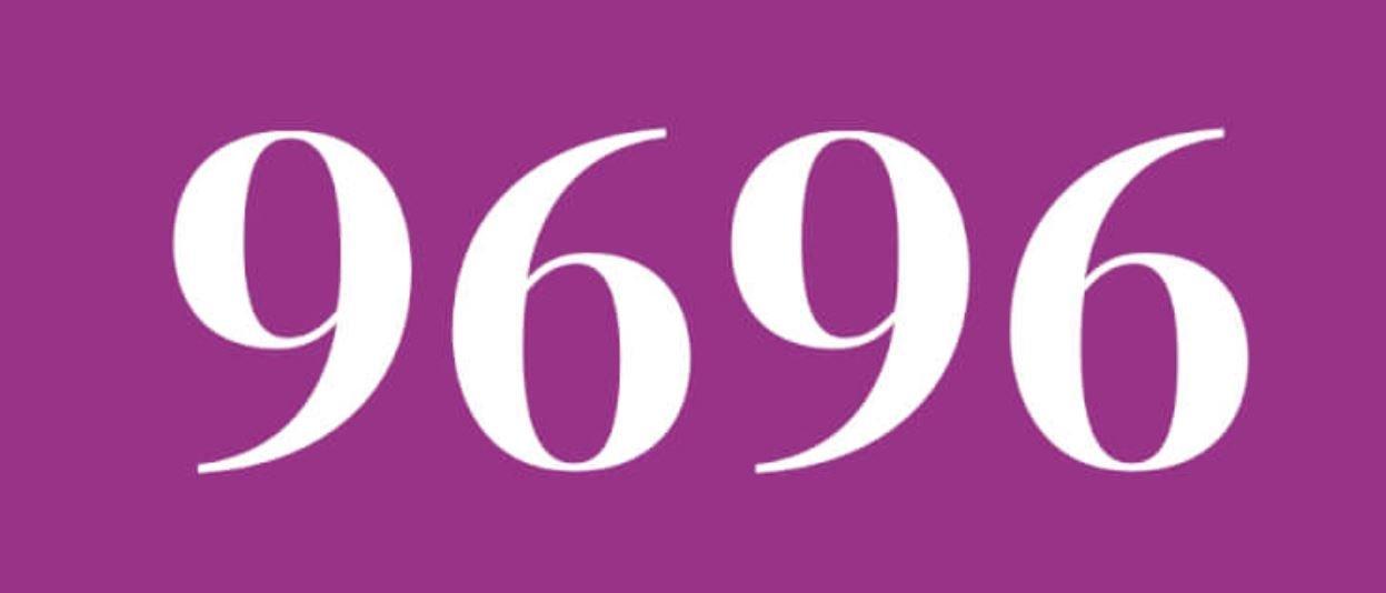 Zahl 9696