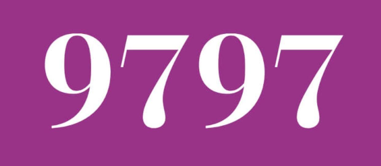 Zahl 9797