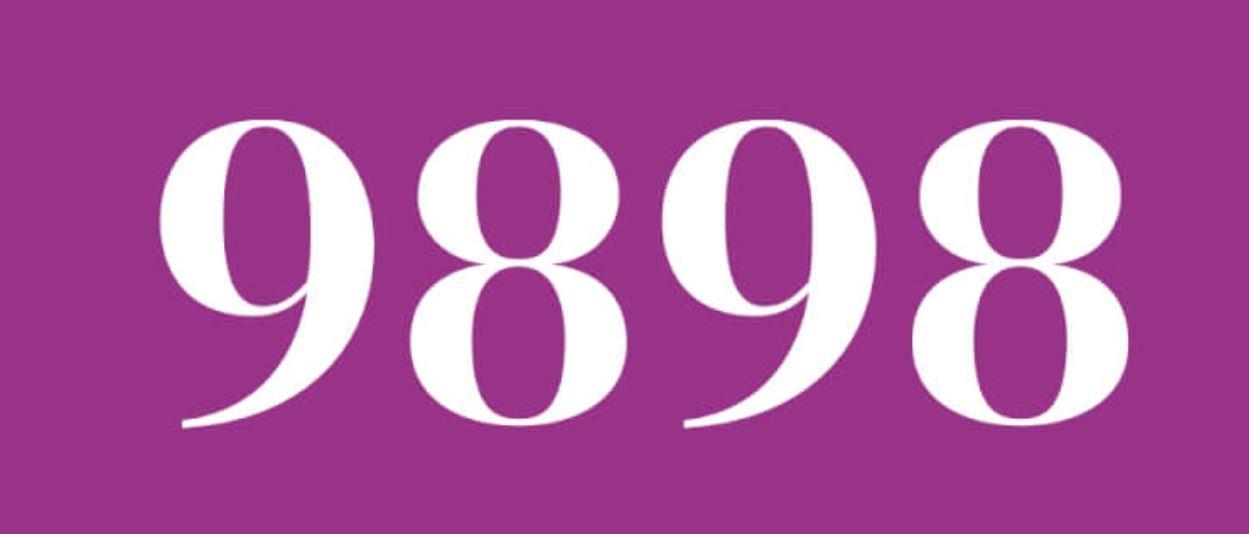 Zahl 9898