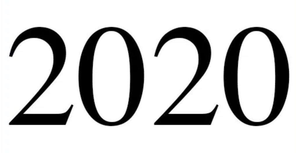 Engelszahl 2020