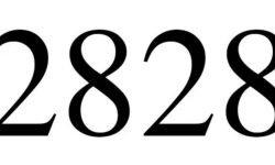 Engelszahl 2828: Symbole und ihre Bedeutung