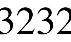 Engelszahl 3232: Symbole und ihre Bedeutung