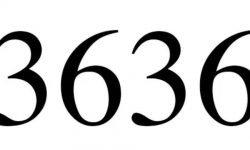 Engelszahl 3636: Symbole und ihre Bedeutung