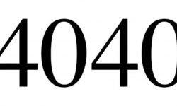 Engelszahl 4040: Symbole und ihre Bedeutung