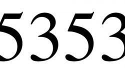Engelszahl 5353: Symbole und ihre Bedeutung