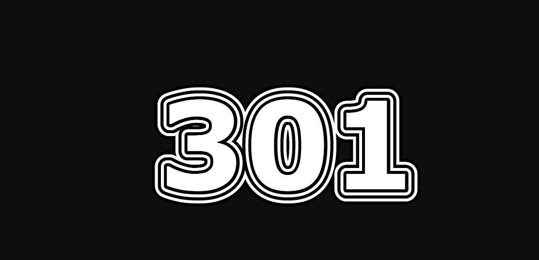 Engelszahl 301