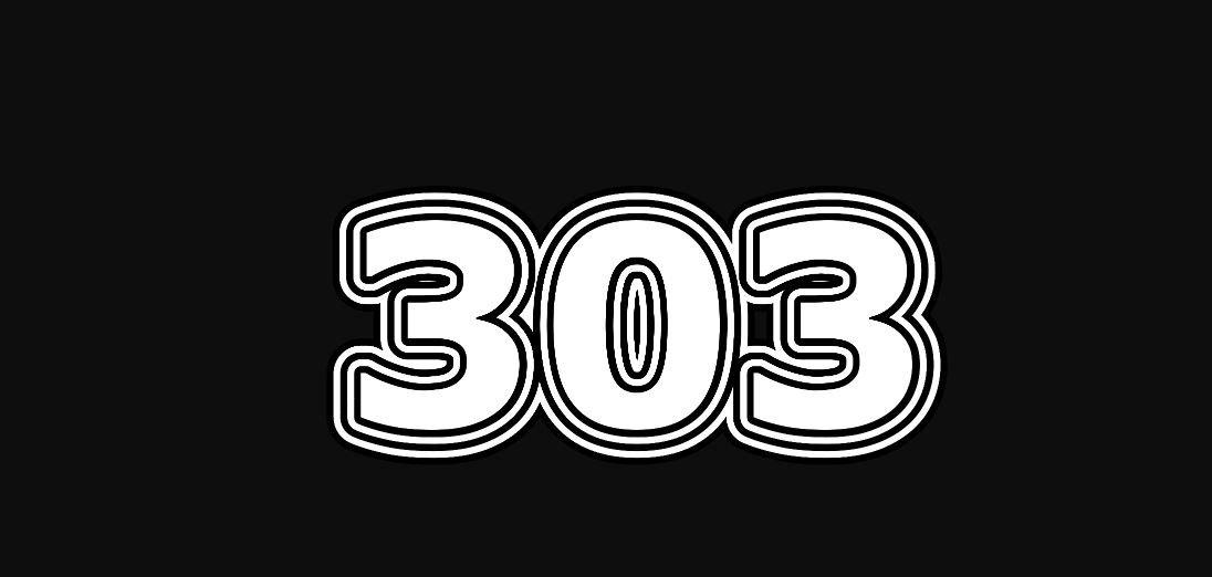 Engelszahl 303