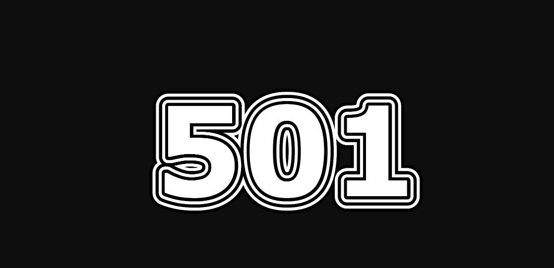 Engelszahl 501
