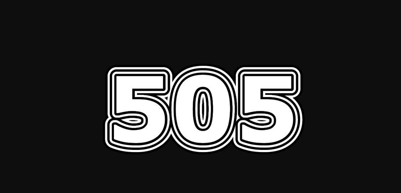 Engelszahl 505