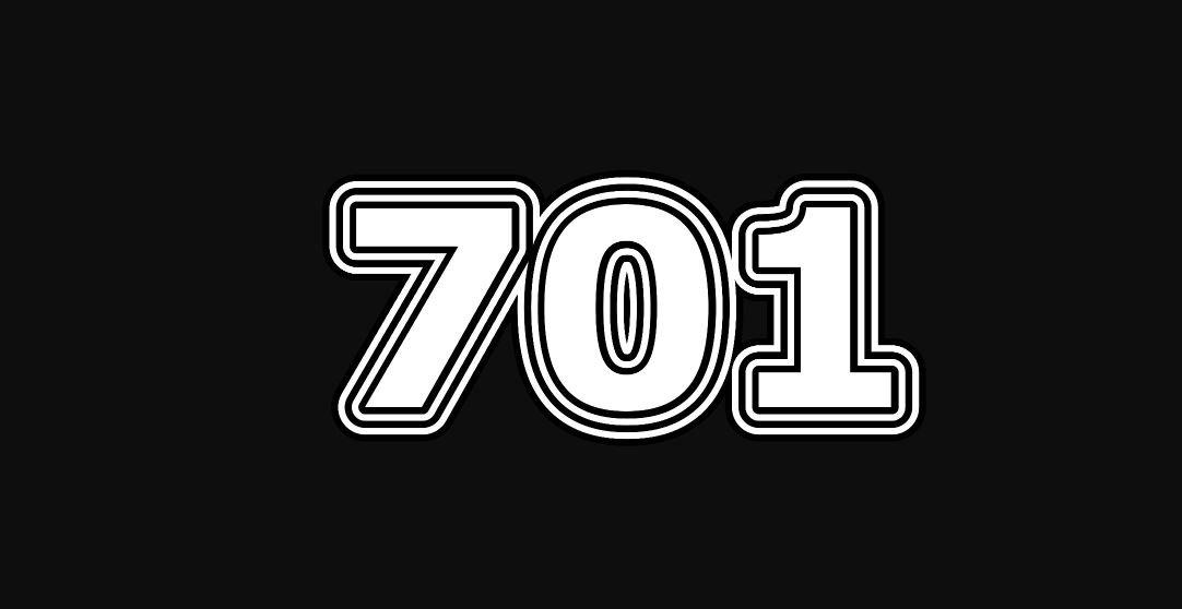 Engelszahl 701