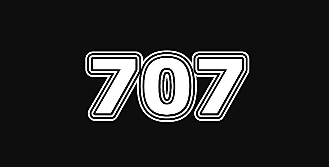 Engelszahl 707