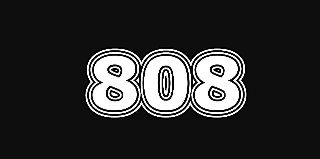 Engelszahl 808