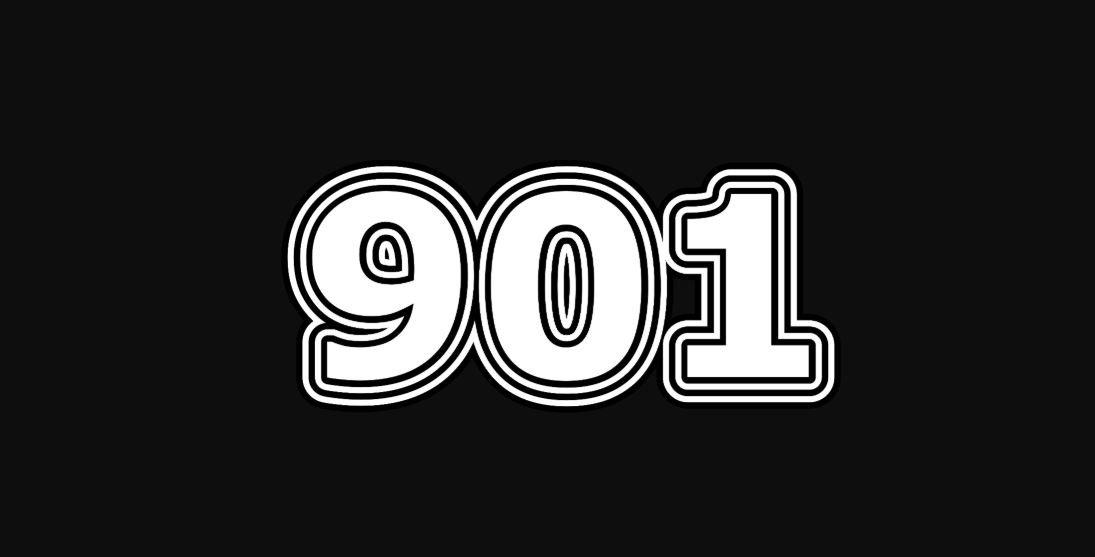 Engelszahl 901
