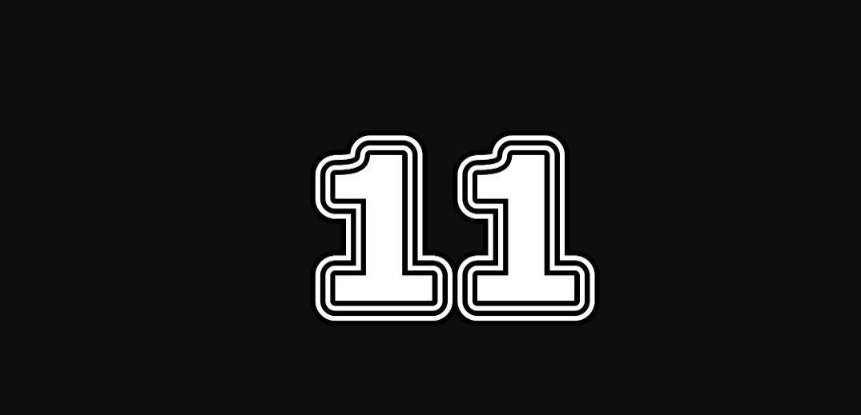 Meisterzahl 11