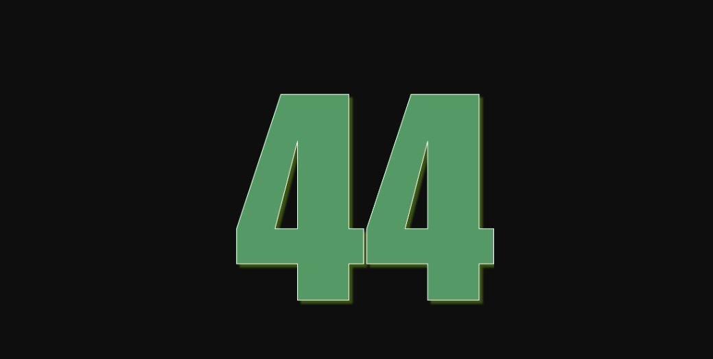 Meisterzahl 44